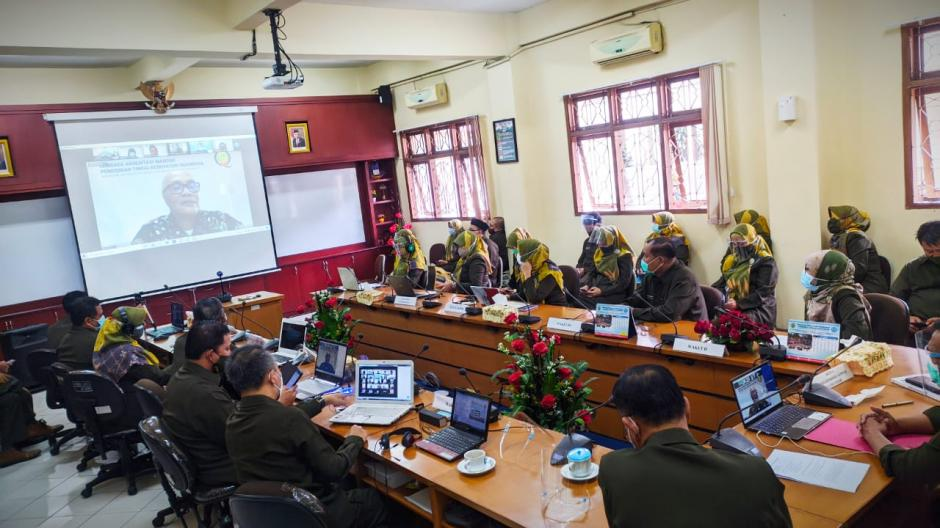 Assesment Lapangan Daring Program Studi S1 Keperawatan Profesi Ners