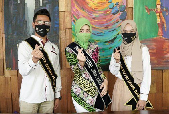 Jabar Raih Juara 1 Dan Runner Up Duta Genre Nasional 2020
