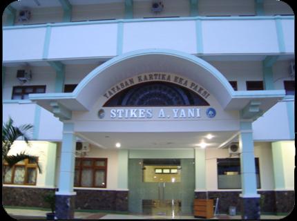 Fasilitas Gedung Stikes JAYC