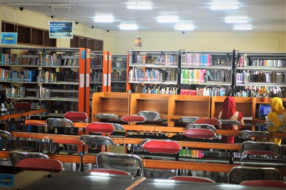 Fasilitas Perpustakaan