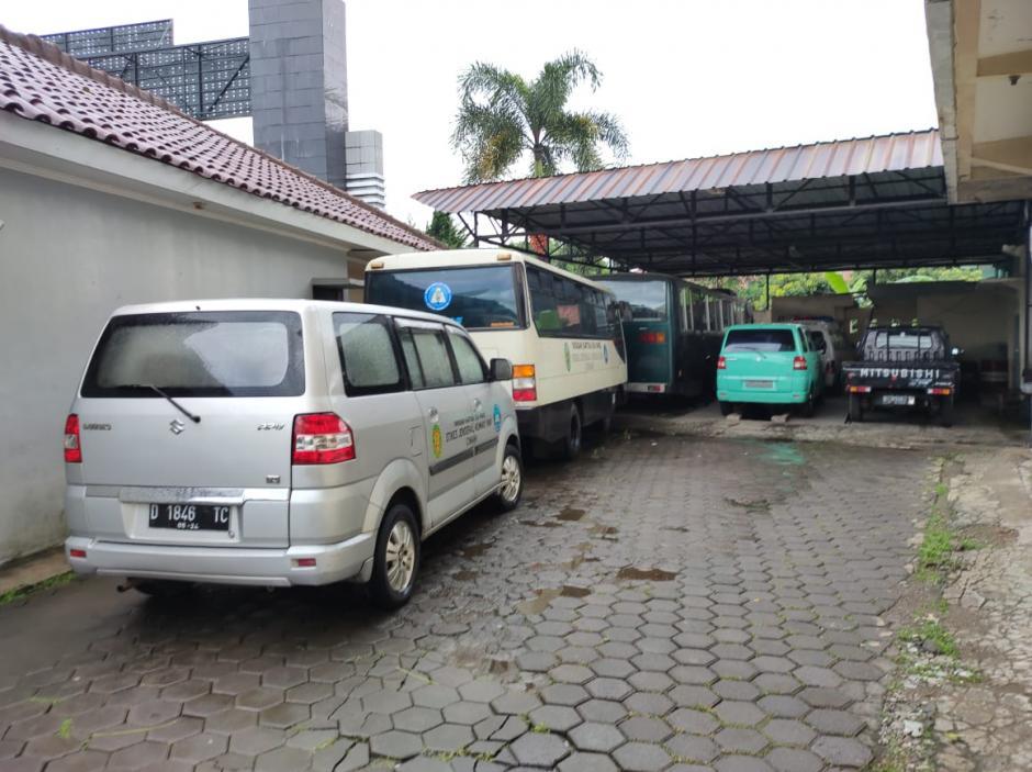 Sarana Transportasi Praktik Mahasiswa